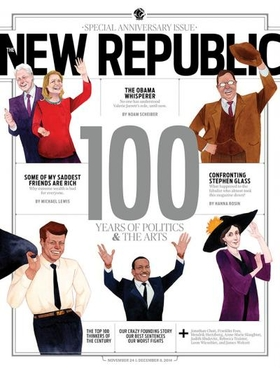 The New Republic Will Not Publish Next Issue Thanks to Staff Exodus