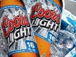 Coors Light Blasts by Bud to Become No. 2 Brew