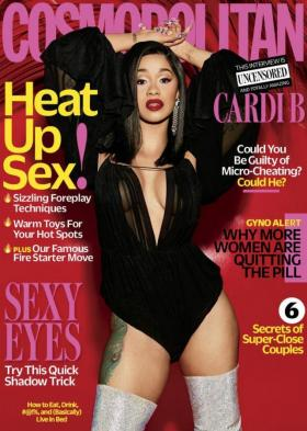 Walmart pulls Cosmopolitan magazine from its checkouts