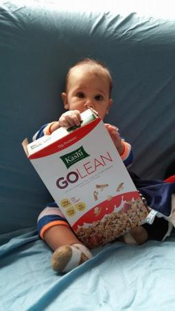 Kellogg's Kashi Changes Strategy, Launches Agency Review | AdAge