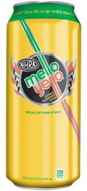 Remember Mello Yello? Citrus Soda Plots a Comeback
