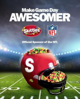 Skittles Is Poised for a First Super Bowl Ad