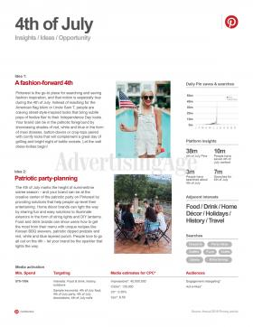 A Look at Pinterest's Summer Pitch Deck To Brands | AdAge