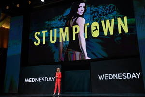 Kimmel slays and Constance Wu jokes abound: Upfronts download