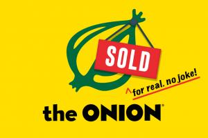 The Onion gets a new owner