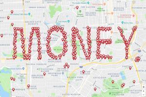 Google flips the switch on its next big money maker: Maps