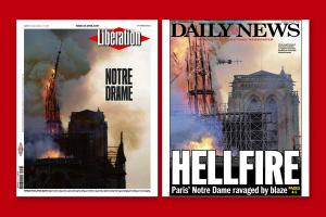 Notre Dame front pages, Pulitzers by the numbers, Mayor Pete s NYMag cover: Publisher's Brief