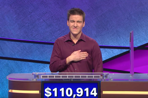 Record ratings for viral 'Jeopardy!' champ? Don't bet on it