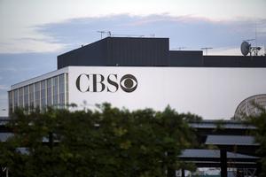 CBS revenue misses estimates as TV reruns fall from a year ago