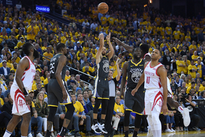 NBA playoff ratings slide as LeBron sits out the postseason
