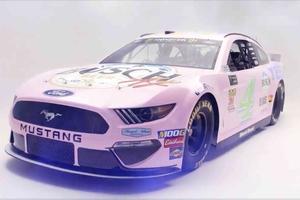 Busch Beer reveals a millennial-themed race car, and (of course) it s millennial pink