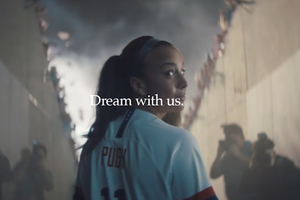 Nike s newest spot highlights women s athletics
