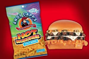 Carl's Jr. makes a hemp burger and Andy Capp's gets the munchies: Marketer's Brief