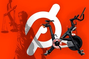 Peloton fires back at music publishers with a countersuit