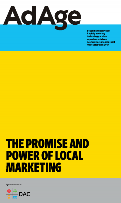 the promise and power of local marketing