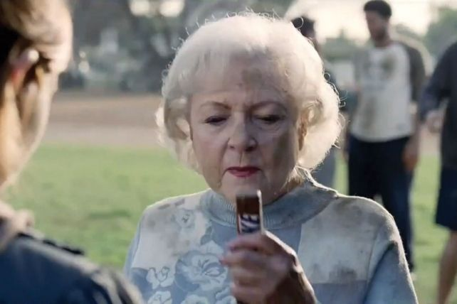 Snickers Is Coming Back to Super Bowl but Betty White is Not
