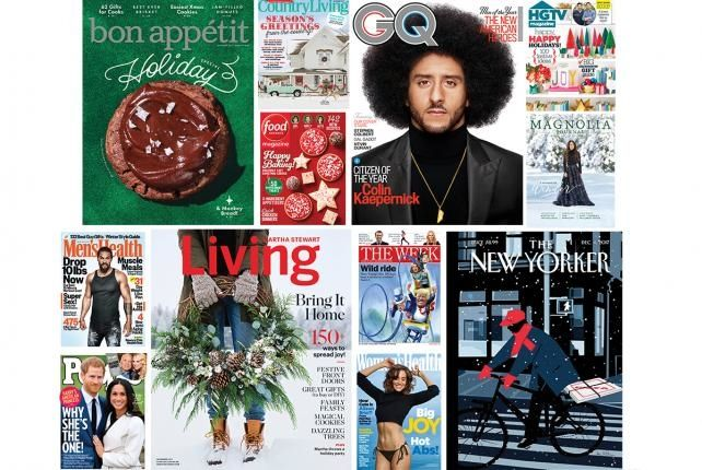 Ad Age's Magazines of the Year 2017: See All the Winners