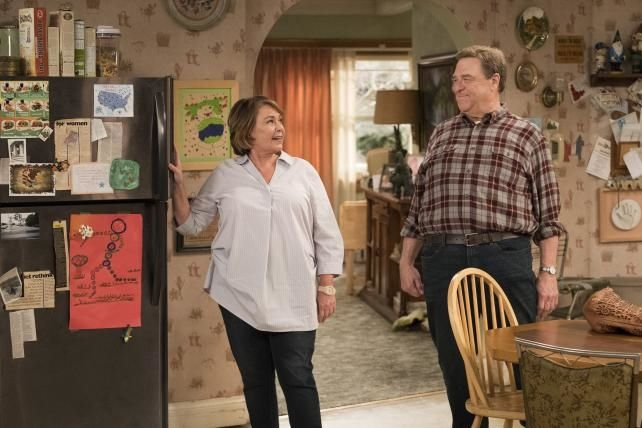 For ABC, everything's coming up 'Roseanne'