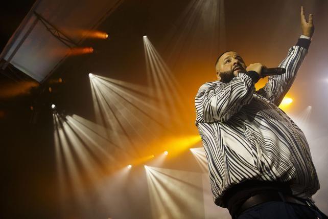 Tweet This: Weight Watchers Signs DJ Khaled As Social Ambassador