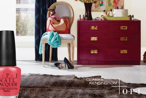 OPI Color Palette by Clark+Kensington