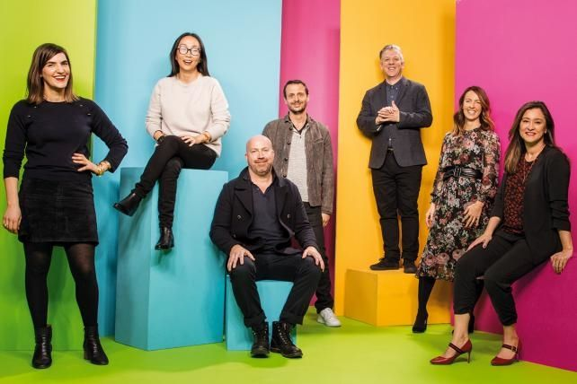 Anomaly Is No. 5 on Ad Age's 2018 A-List