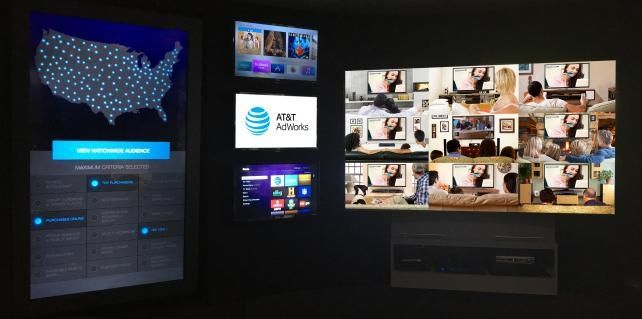 AT&T Plans 100 Upfront Events to Pitch Addressable TV Advertising