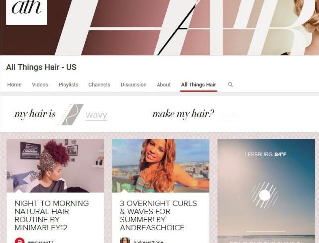 How Unilever Tapped 'I Want That Hair' Moments By Aggregating Blogger Videos