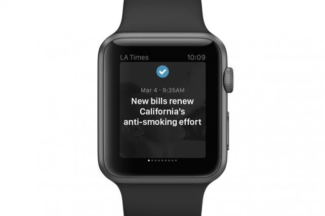 Apple Watch Creates Wrist-y Business for Publishers, Advertisers