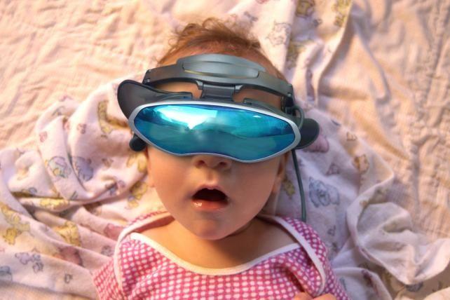 Virtual Reality: Advertising's Next Big Thing?