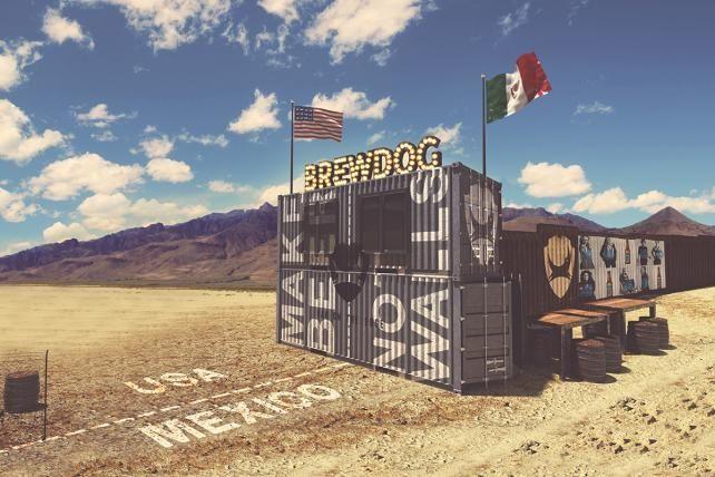 A Craft Brewer's Answer to Trump: A Cross-Border Bar