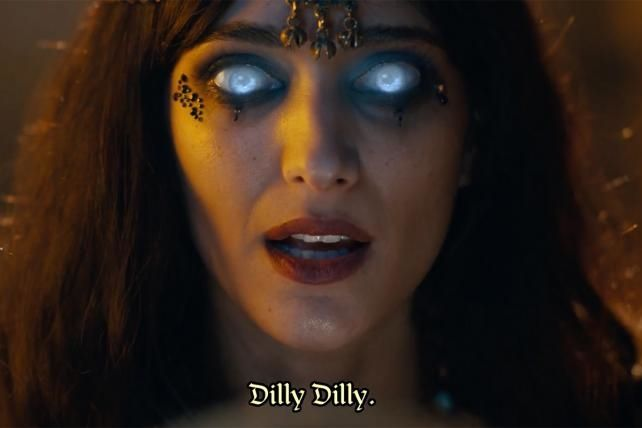 How do you say Dilly Dilly in Spanish? Bud Light World Cup ad targets Hispanics