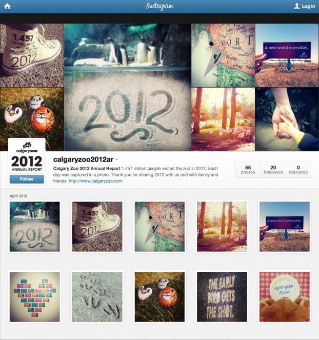 Instagram Annual Report