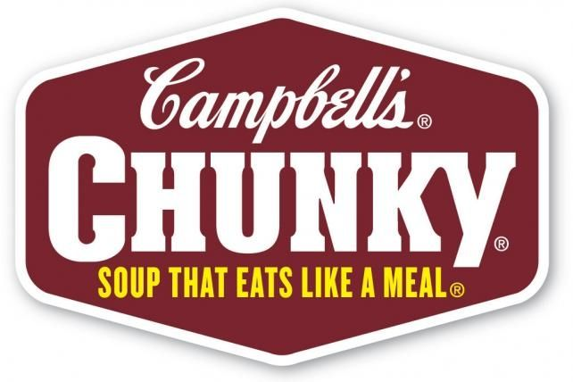 Campbell trademarks the word 'chunky'