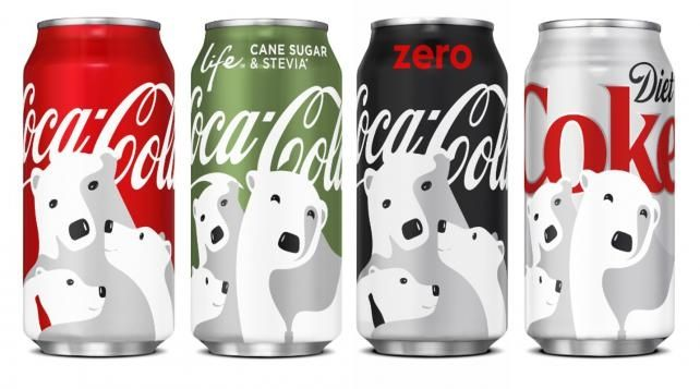 Coke Brings Back Its Polar Bears for the Holidays