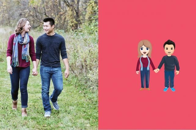 Tinder Starts Campaign to Create Interracial-Couple Emojis