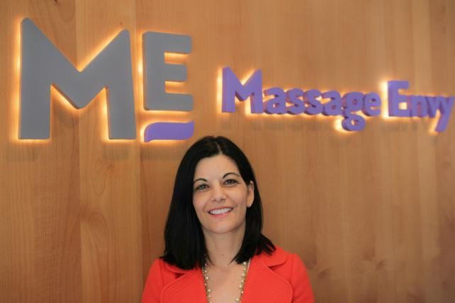 Massage Envy Changes Its Message to Appeal to Millennials and Boomers