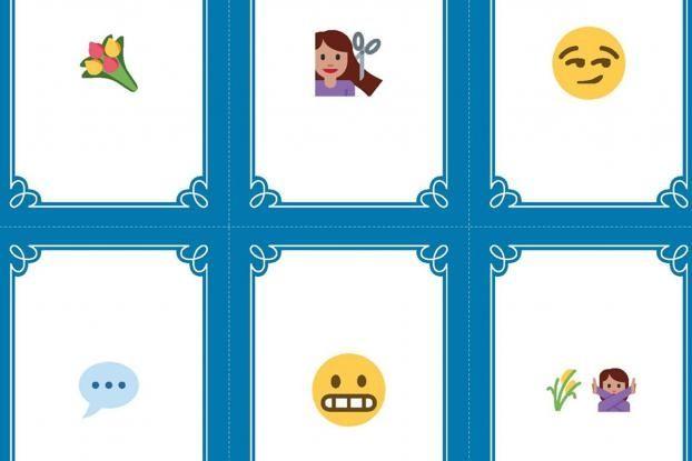 Emoji Literacy Flashcards