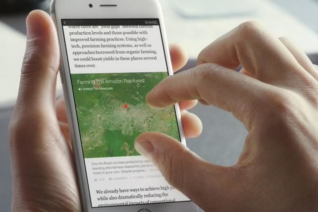 New York Times, BuzzFeed to Publish Directly to Facebook