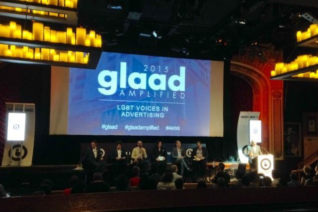 Advertising Week: GLAAD Recognizes LGBT-Inclusive Ads