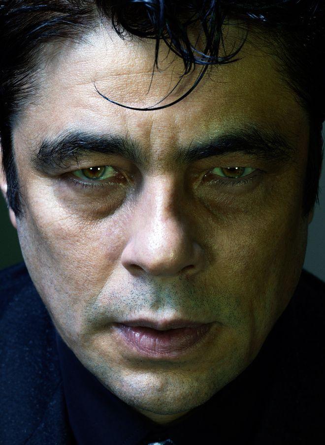 Evil Instincts - Benicio Del Toro (print)