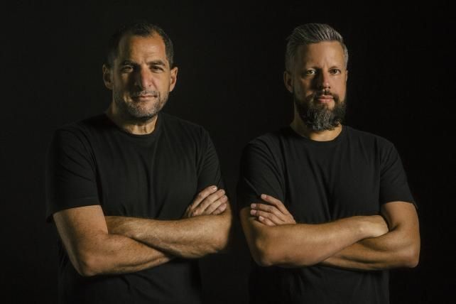 David co-founders Anselmo Ramos and Gaston Bigio go with their gut at new global agency