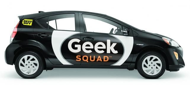 Geek Squad Trades In Volkswagen Beetle for Toyota Prius