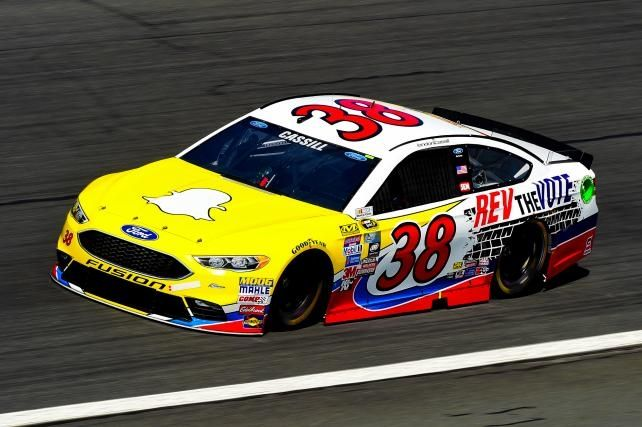 Why Brands Like Nascar Actually Love the Snapchat Redesign