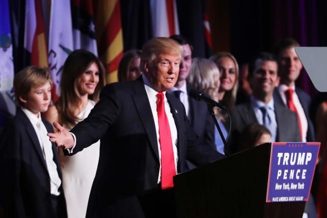 Trump's Win Has Big Potential Impact on Marketers, Corona to AT&T