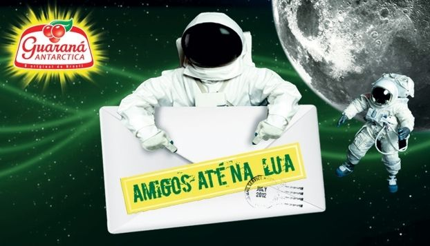 Friendship Messages on the Moon