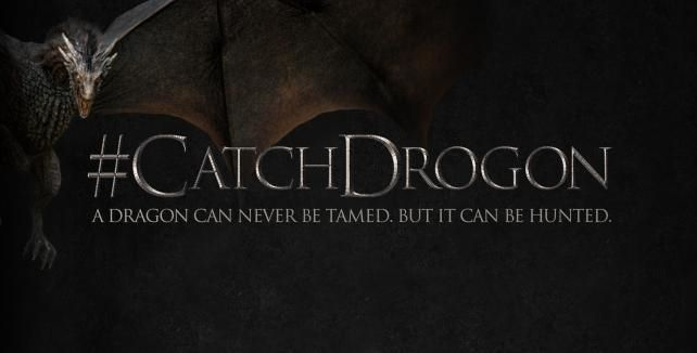 HBO Starts a Dragon Hunt to Promote 'Game of Thrones' Season Premiere