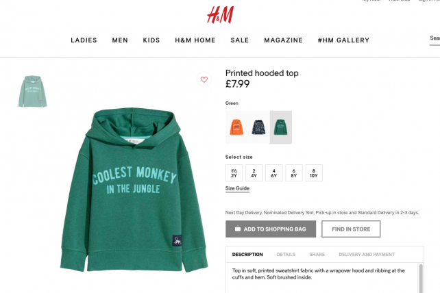 Wednesday Wake-Up Call: New Fallout From H&M's Really Bad Ad. Plus, YouTube Changes