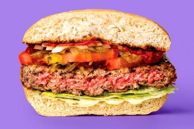 Impossible Burger draws environmentalists' ire