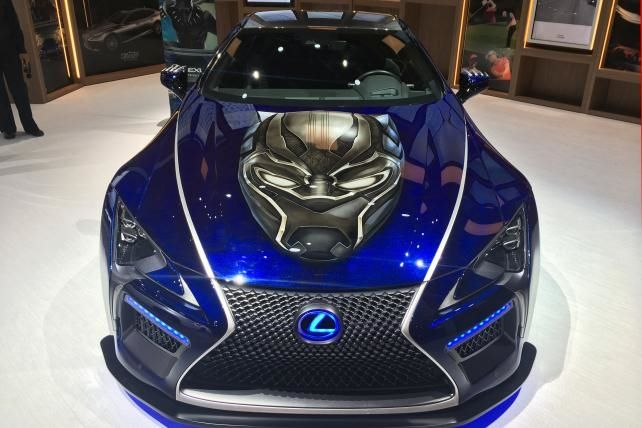 Toyota Makes Big Super Bowl Buy, Lexus Returns With 'Black Panther' Ad
