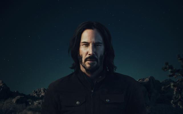 Squarespace Trades John Malkovich for Keanu Reeves as Super Bowl Streak Turns Five